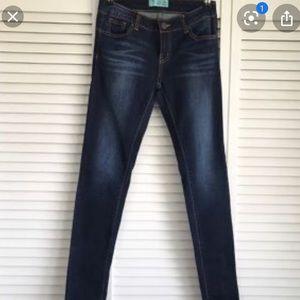 Forever 21 Brand Dark Wash Jeans